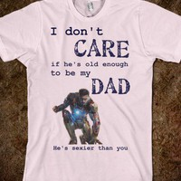 Iron Man - Sassy - Skreened T-shirts, Organic Shirts, Hoodies, Kids Tees, Baby One-Pieces and Tote Bags