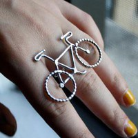 Supermarket - Le Petit Bike Ring from Rachel Pfeffer Designs