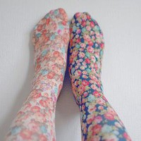 tinywardrobe — floral tights1
