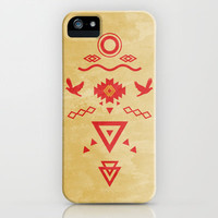 Modern Tribe iPhone & iPod Case by Designs for Ann-Jolie