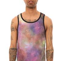 ARSNL The Tie Dye Galaxy Tanktop in Tie Dye : Karmaloop.com - Global Concrete Culture