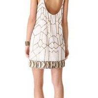 Love Sam Beaded Mini Dress | SHOPBOP