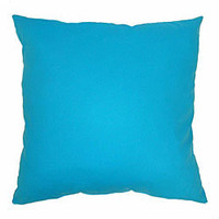 Z-Duck Turquoise 16-inch Throw Pillows (Set of 2)  | Overstock.com