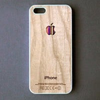 Wood Print iPhone 5 Case | The Gadget Flow