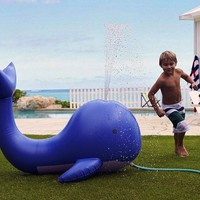 Whale Sprinkler | The Gadget Flow