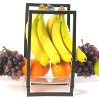 Amazon.com: Zojila Andalusia Fruit and Banana Holder: Home & Kitchen