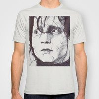 Edward Scissorhands   T-shirt by Musa Drammeh