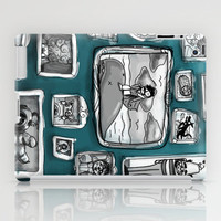 Forever Ancient Moment Immediately Later Yesterday iPad Case by Ben Geiger