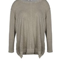 Acne Short Sleeve Sweater - Acne Sweaters Women - thecorner.com