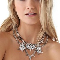 Fallon Jewelry Classique Bib Necklace | SHOPBOP
