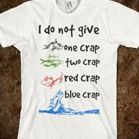 Not giving a crap - Alohomora - Skreened T-shirts, Organic Shirts, Hoodies, Kids Tees, Baby One-Pieces and Tote Bags