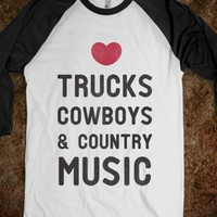Trucks Cowboys & Country Music | Skreened.com