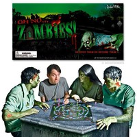 On No... Zombies! Board Game - Whimsical & Unique Gift Ideas for the Coolest Gift Givers