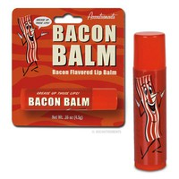 Bacon Lip Balm - Whimsical & Unique Gift Ideas for the Coolest Gift Givers