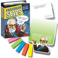 Freudian Slips Sticky Notes - Whimsical & Unique Gift Ideas for the Coolest Gift Givers