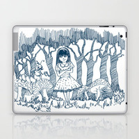 Alice Laptop & iPad Skin by sedacivan