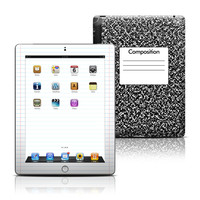 Apple iPad 3 Skin - Composition Notebook by DecalGirl Collective