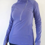 Lululemon Run For It Tech Fleece Pullover Purple Size 8 Persian Purple Pony Hood
