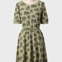 Homeward Bound Print Indie Dress at ShopRuche.com