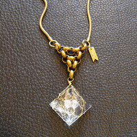 BIKO — Rena Pyramid Necklace