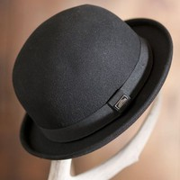 Amazon.com: Wool Bowler Hat: Clothing