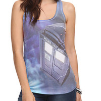 Doctor Who TARDIS Tank Top | Hot Topic