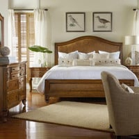 Lassiter Queen Size Panel Bed