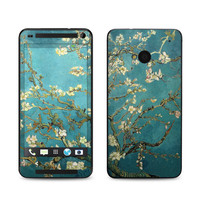 HTC One Skin - Blossoming Almond Tree by Vincent van Gogh