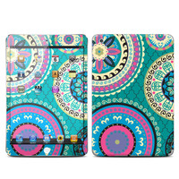 Apple iPad Mini Skin - Silk Road by Debra Valencia