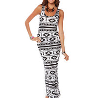 Papaya Clothing Online :: TRIBAL PRINT MAXI
