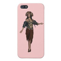 Autumn Girl Cases For iPhone 5 from Zazzle.com