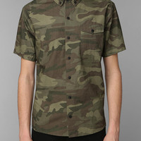 Urban Outfitters - Brooklyn Cloth Camo Button-Down Shirt