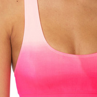 Medium Impact - Ombré Sports Bra