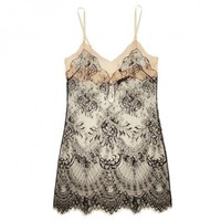Buy Jenny Packham luxury lingerie - Jenny Packham Lace Slip  | Journelle Fine Lingerie