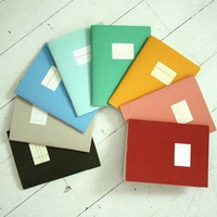 Paperways mini notebook set | nothingelegant - Paper on ArtFire