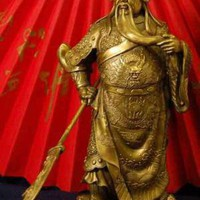 Kuan Kong (Guan Yu) - God of War, Justice and Loyalty