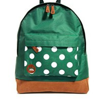 Mi Pac Spot Print Backpack at asos.com