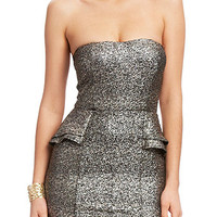 Be Mine Bling Dress