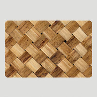 Basket Cushion Floor Mat