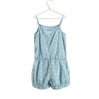 DENIM JUMPSUIT - Girl - New this week - ZARA United States