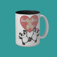 Nurses Have Heart Coffee Mugs from Zazzle.com