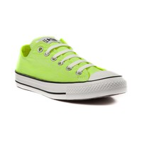 Converse All Star Lo Athletic Shoe, Neon Yellow  Journeys Shoes