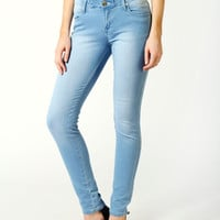 Elsie High Waisted Super Skinny Jeans
