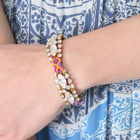 frieda&nellie Good Vibrations Bracelet | SHOPBOP