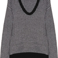 T by Alexander Wang | Knitted sweater | NET-A-PORTER.COM