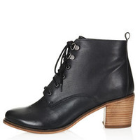 ALMADELE Stack Heel Boots - New In This Week  - New In