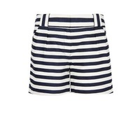 MANGO - CLOTHING - Shorts - Striped shorts