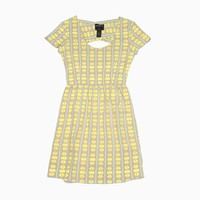 Stussy - Women's Confetti Mini Dress (Lemon)