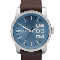 Diesel Blue Dial Watch - Men's Watches | Buckle