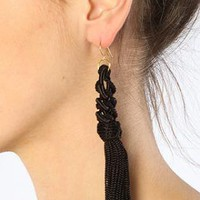 Immortal Chinese Tassel Earrings
